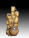 Бамбук с горшком