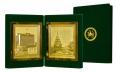 Книга-флок (Госсовет РТ-Башня Сююмбике,золото)