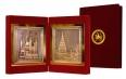Книга-флок(Мечеть Кул Шариф-Башня Сююмбике,медь)
