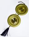 Панно-подвеска настенное мал. круг (двойное)