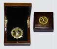 """Сувенирная медаль в футляре """"Башня Сююмбике"""""""